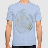 Pale Mens Fitted Tee Athletic Blue SMALL