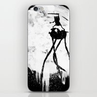 Midnight Adventure iPhone & iPod Skin