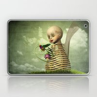 The Open Cage Laptop & iPad Skin