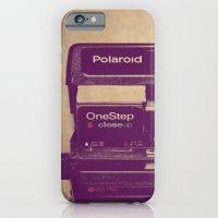 iPhone & iPod Case featuring Retro Love by Rachel Burbee