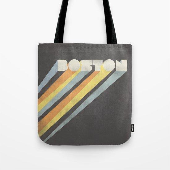 Boston : Resilient Tote Bag