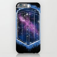 iPhone & iPod Case featuring Time, Space, and Graffiti  by odysseyroc