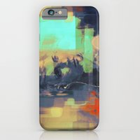 iPhone & iPod Case featuring Bus ride by nlmda