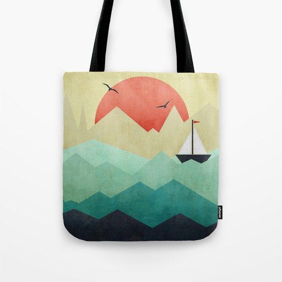 Ocean Adventure Tote Bag