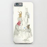 La identidad iPhone 6 Slim Case