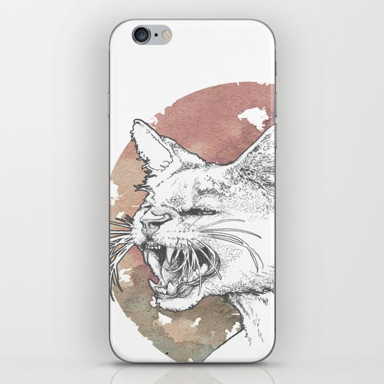 Bastet Unrequited iPhone & iPod Skin