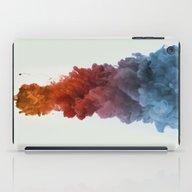 Ink Rainbow iPad Case