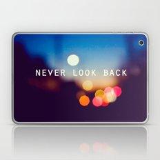 never look back Laptop & iPad Skin