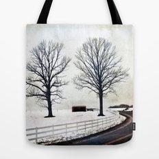 Bended Tote Bag