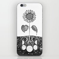 Prāṇa (Life Force) iPhone & iPod Skin