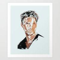 Tom Cruise Art Print