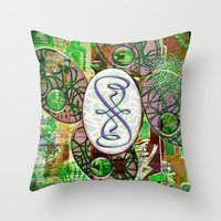 Cathy (#TheAccessoriesSeries) Throw Pillow