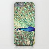 Pretty as a Peacock iPhone 6 Slim Case