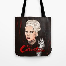 The Countess, Elizabeth Tote Bag