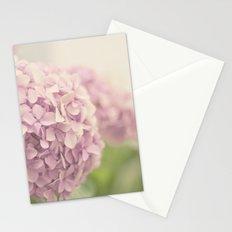 Hortensias Stationery Cards