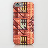 iPhone & iPod Case featuring the fly (day) by freshinkstain