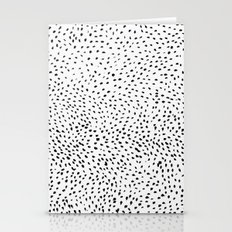 Dots 02 Stationery Cards