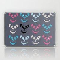 Panda Commotion Laptop & iPad Skin