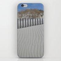 Sand Dune Ripples iPhone & iPod Skin