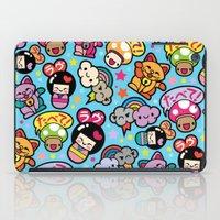 Harajuku Love iPad Case
