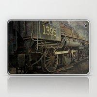 Old Iron Laptop & iPad Skin