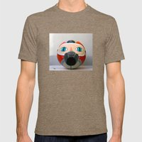 Balero Mens Fitted Tee Tri-Coffee SMALL