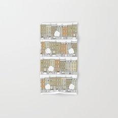 Blocks of Brooklyn (color) Hand & Bath Towel