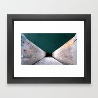 Midnight Waters Framed Art Print