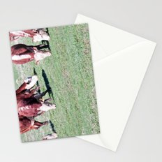 Cowabunga. Stationery Cards