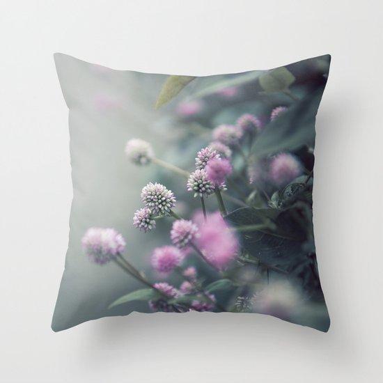you belong Throw Pillow