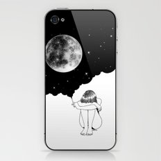 3 Minute Galaxy iPhone & iPod Skin