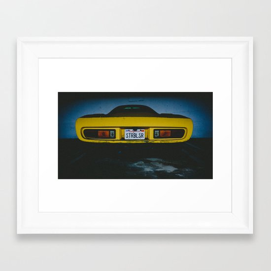 Strblsr Framed Art Print