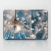 Dandelion Blue Sparkling… iPad Case