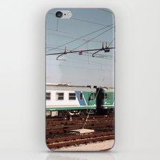 Padova Train Ride iPhone & iPod Skin