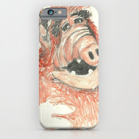 Alf iPhone & iPod Case