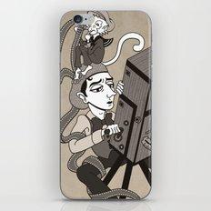 Buster Keaton The Cameraman iPhone & iPod Skin
