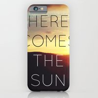 iPhone & iPod Case featuring Here It Comes by Galaxy Eyes