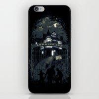 Zombies Inn iPhone & iPod Skin