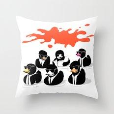Reservoir Ducks Throw Pillow