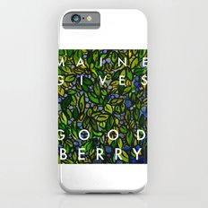Maine Gives Good Berry iPhone 6s Slim Case