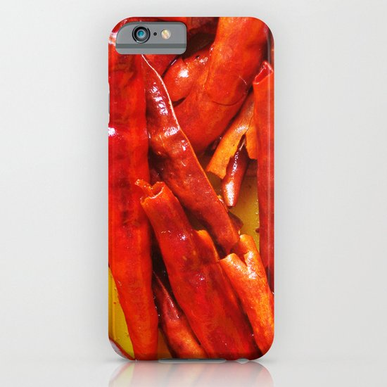Chili peppers iPhone & iPod Case