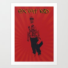 FATKIDX Art Print