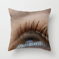 What We Beheld 2 Throw Pillow