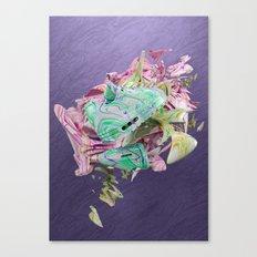 Colour Form & Expression #1 Canvas Print