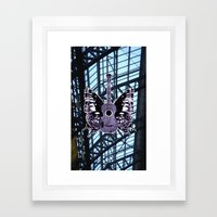 Music Will Prevail Framed Art Print