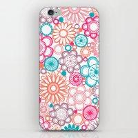 BOLD & BEAUTIFUL springtime iPhone & iPod Skin