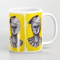 Seen in Yellow Mug
