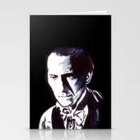 The Gentle Man Of Horror Stationery Cards