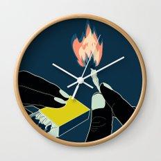 IDEA Wall Clock
