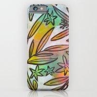 Painted Jungle iPhone 6 Slim Case